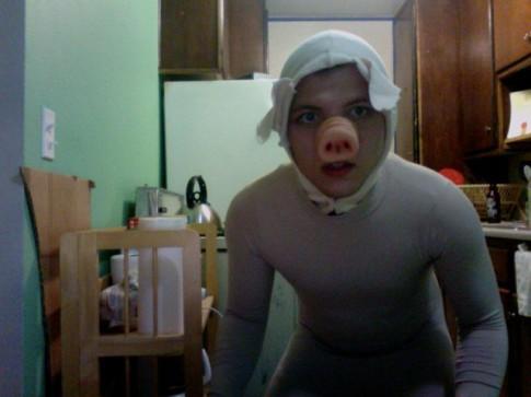 pig-suit